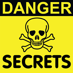 DANGER : SECRETS